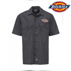 Dickies Clintondale Work Shirt Grey