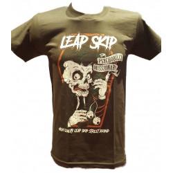 T-Shirt Leap Skip Psycho Gris