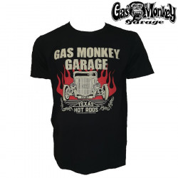 T-Shirt Gas Monkey Garage DALLAS TEXAS
