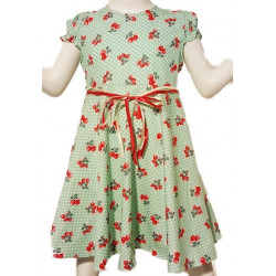 Robe Little Fairy Cherry Peas