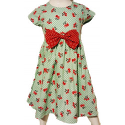 Robe Little Fairy Cherry Red Node