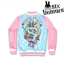 Veste zip Six Bunnies True Love
