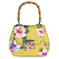 BAMBOO FLORAL YELLOW