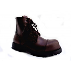 Chaussures Style Getta Coque Brown H