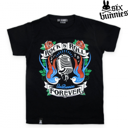 T-shirt Rock'n Roll Forever